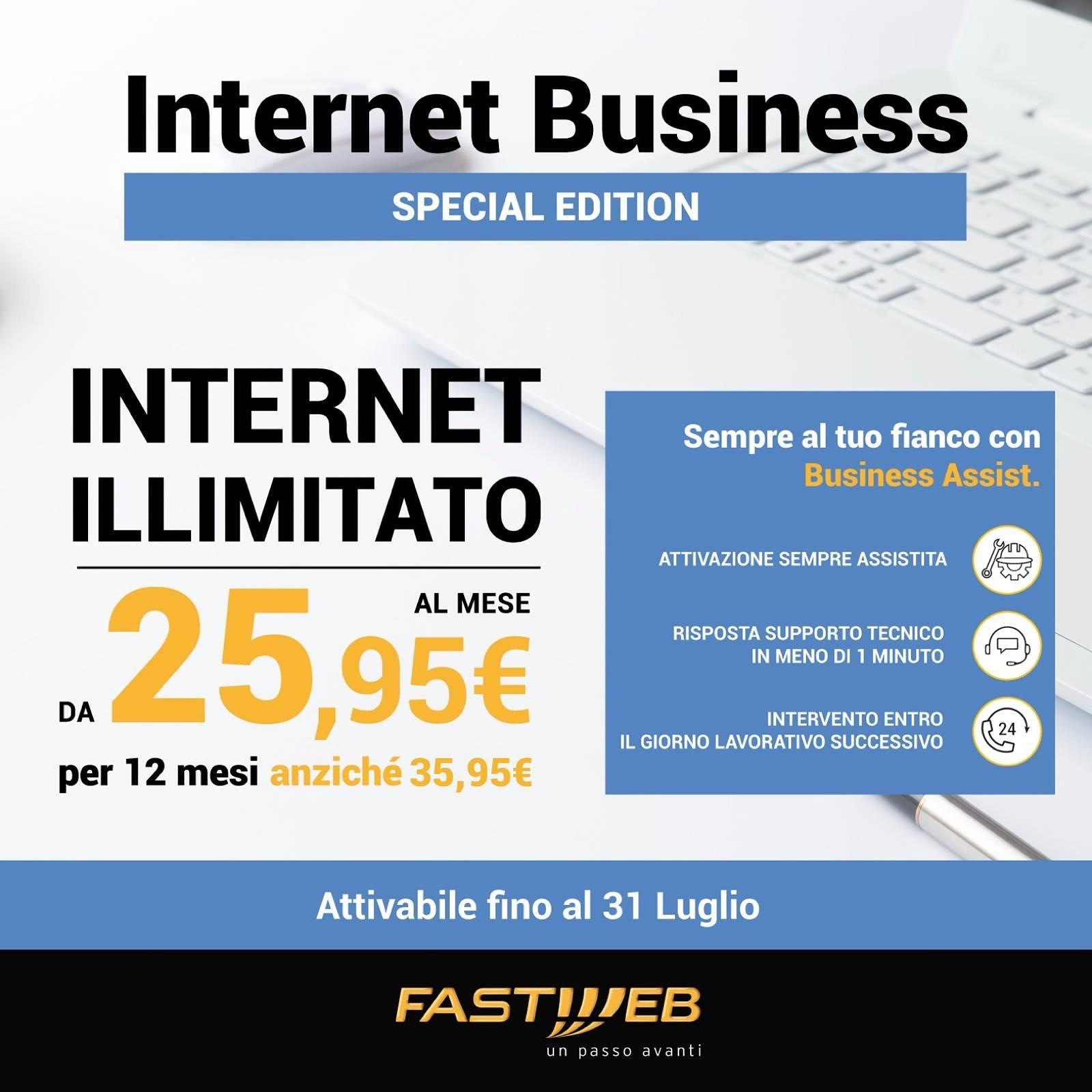 Fastweb Business Torino